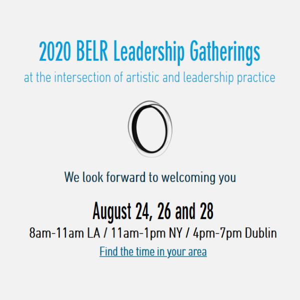 Burren Leadership Gatherings 2020